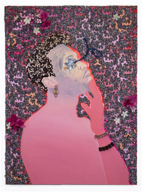 devan shimoyama   winner    pulse prize artnet news
