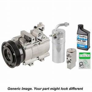 Auto Ac Compressor And Components Kit