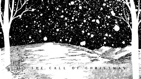 Zach Williams  The Call Of Christmas (official Audio