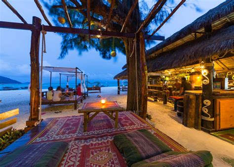 med cuisine restaurant at lipe resort koh lipe