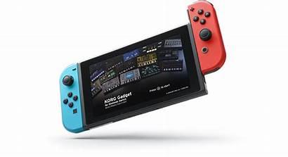 Switch Nintendo Gadget Korg Gaming V3 Still
