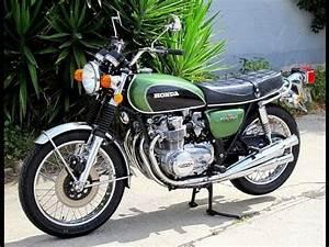 Honda 550 Four : honda cb500 550 history 1971 1978 youtube ~ Melissatoandfro.com Idées de Décoration
