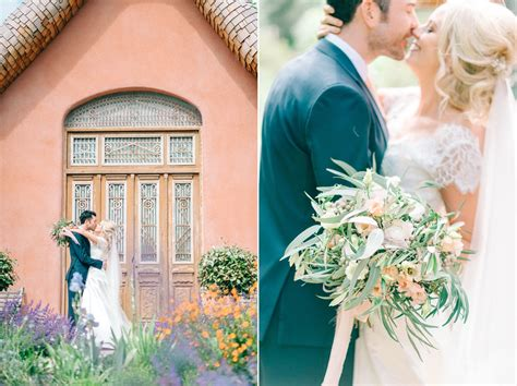 A Mediterranean Style Wedding For A Marriage Made On Match