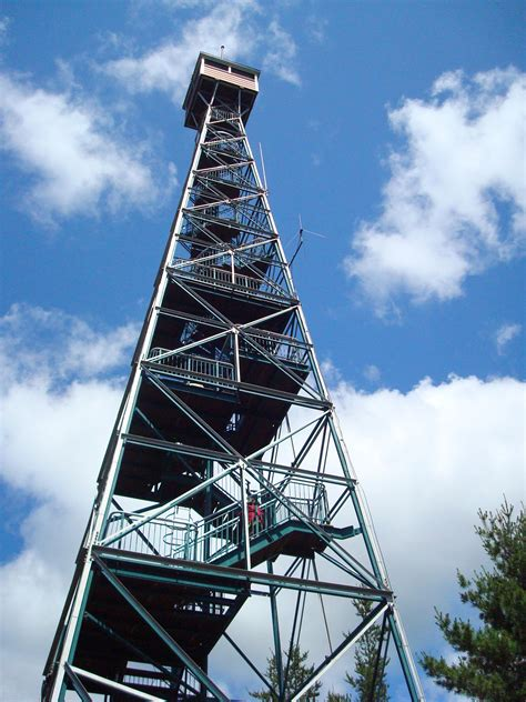 history   fire tower temagami northern ontario travel