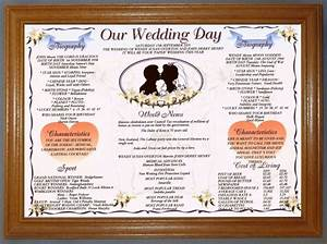 our wedding day news events husband wife anniversary With gifts for husband wedding day