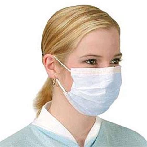 white hospital face mask  surgical rs  piece