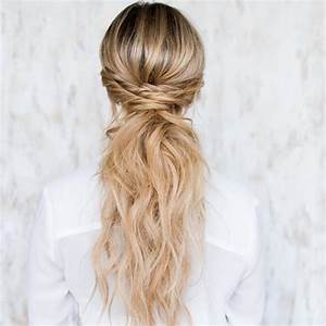 10 Trendiest Ponytail Hairstyles for Long Hair 2018 Easy Ponytails for Women