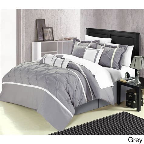 opulent comforter set offers character   sense