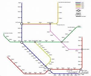 Riyadh Metro Map    Travelquaz Com  Riyadh