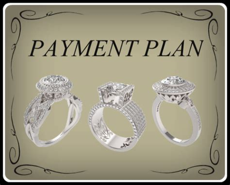 custom engagement ring payment plan vidar jewelry