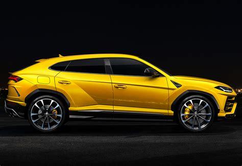 2019 Lamborghini Urus  Specifications, Photo, Price