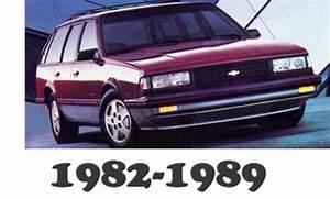 Chevrolet Celebrity 1982
