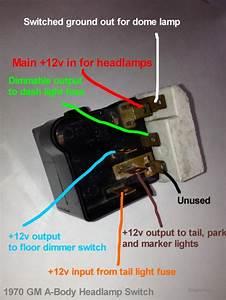 Helpful Headlight Switch Info