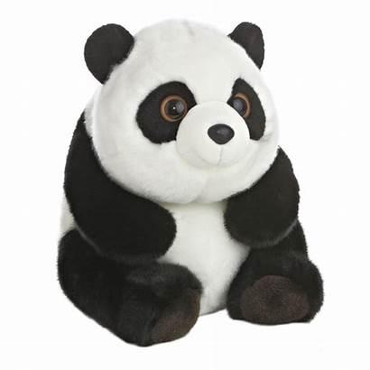 Panda Sitting Bear Lin Stuffed Aurora Bigger