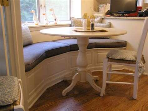 Custom Made Banquette Seating - made banquette for kitchen nj by