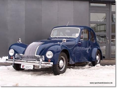 Classic Car 1947 Allard, M1 Pictures