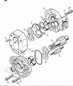 Parts Of A Hydraulic Gear Pump Diagram  Parts  Free Engine
