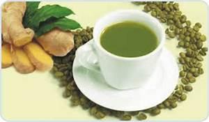 Похудеть быстро на зеленом кофе с имбирем