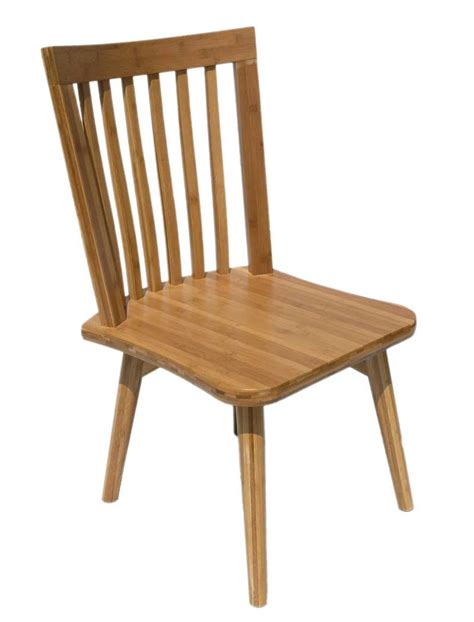 Anhui Side Chair Bamboo Products For A Sustainable Future