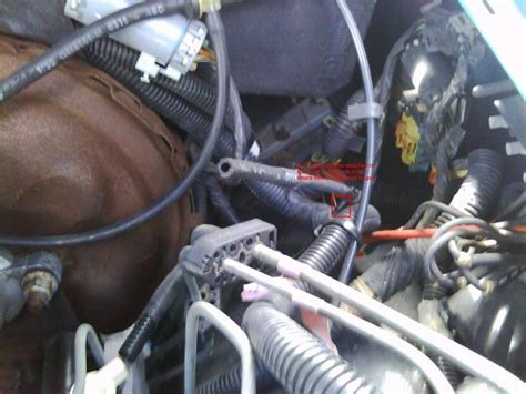 Where Does This Vacuum Hose Pics Included Chevrolet