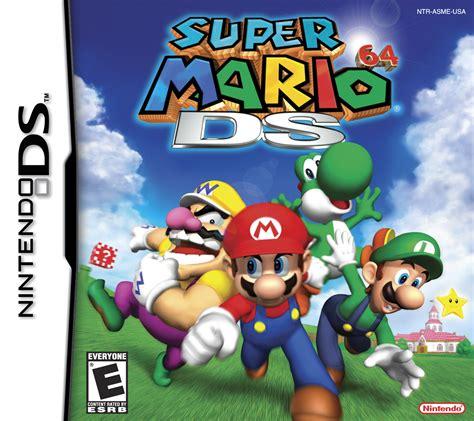 Super Mario 64 Ds The Nintendo Wiki Wii Nintendo Ds