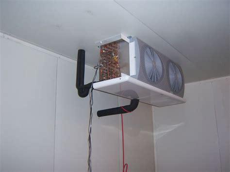 chambre frigorifique depannage evaporateur negatif montage resistances