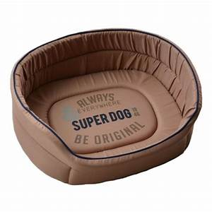 Panier Pour Chien Original : corbeille superdog panier pour chien bobby wanimo ~ Teatrodelosmanantiales.com Idées de Décoration