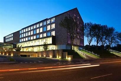Aarhus Cubo University Arkitekter Building Handel Universidad