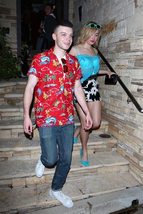 Peyton Roi List - Just Jared Halloween Party in LA 10/27 ...