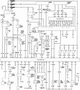 1984 Nissan Pick Up Wiring Diagram