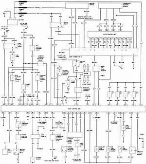 1992 Nissan Pickup Wiring Diagram 24421 Getacd Es