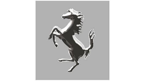 Ferrari car badge on a c. Ferrari Logo Meaning and History Ferrari symbol