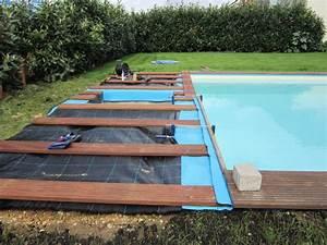 Pool Mit Holzterrasse : holzterrasse baublog von katja alexey ~ Whattoseeinmadrid.com Haus und Dekorationen