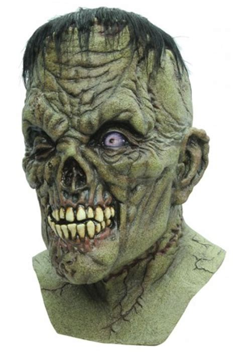 monster mask  ghoulish productions  halloween