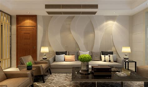 Modern Living Room Wall Decor Ideas Home