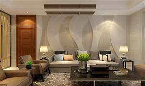 2015 modern living room decoration modern architecture for Design ideas for living room walls