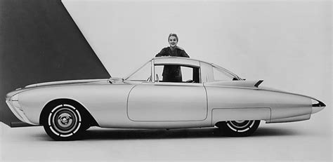 Forgotten Dreams Lesserknown 1950s Concept Cars Old