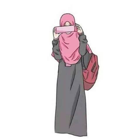 anime hijab cadar 443 best hijab art images on pinterest muslim women