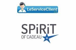 Spirit Of Cadeau Enseignes : comment contacter service client marques t l phone mail et adresses ~ Nature-et-papiers.com Idées de Décoration