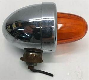 Vintage Bullet Light - Parts Supply Store