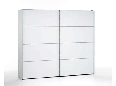 meuble cuisine 45 cm profondeur armoire 2 portes coulissantes 240 cm verona coloris blanc
