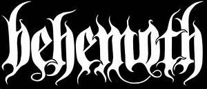 Behemoth #logo | Metal band logos | Pinterest | Metal band ...