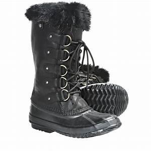 Sorel Joan of Arctic Premium Winter Boots - Waterproof ...