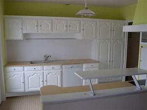 rnover sa cuisine rustique relooker sa cuisine les With attractive idee deco bureau maison 10 repeindre un meuble en bois idees et conseils