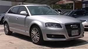 Audi A3 1 8 Turbo Hatchback Sport Plata 2009