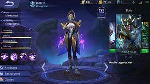 The Ultimate Guide To Play Karrie 2019 Mobile Legends