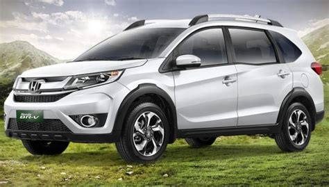 2019 Honda Brv Review Changes Release Date Specs