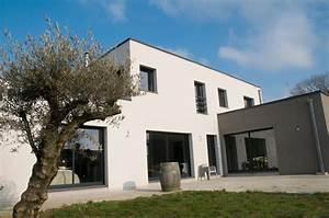 Maison à Vendre Villeneuve D Ascq : constructeur maisonneuve pr sente sa maison maison cubique ~ Farleysfitness.com Idées de Décoration