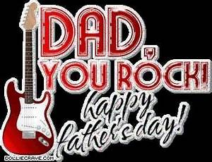 Happy Father's Day Dad You Rock! Pictures, Photos, and ...