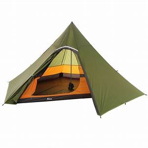 Hexpeak XL Teepee 3P Outer Tent With 25P Inner System